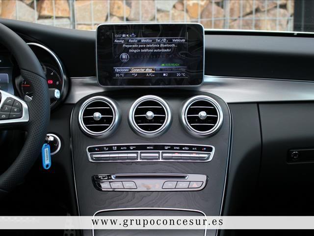 MERCEDES-BENZ Clase C C Coupé 220d 9G-Tronic