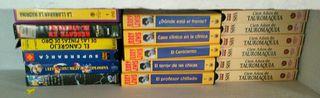 LOTE N° 7 CINTAS VHS