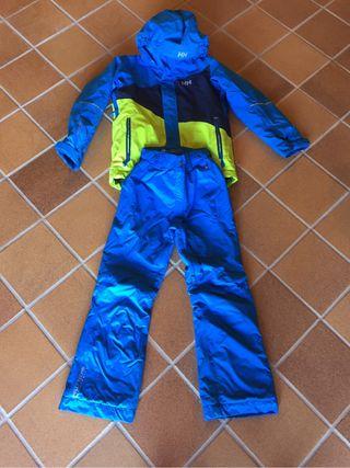 Anorak y pantalon ski