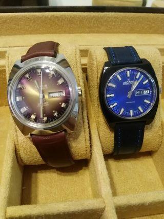 Lote de Relojes vintage