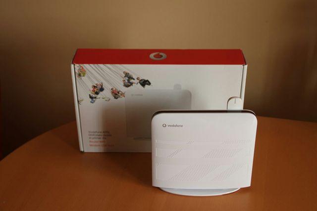 Router VODAFONE HUAWEI HG556a+MODEM USB 3G