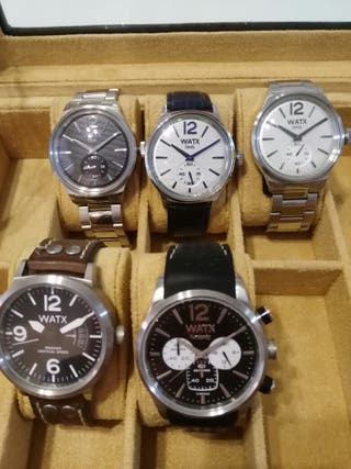 Lote de relojes Watx BLACK FRIDAY