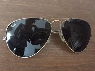 Gafas de sol ray-ban verdaderas