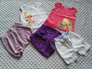 Lote de ropa de bebé 6-9m toda al 3x2!!