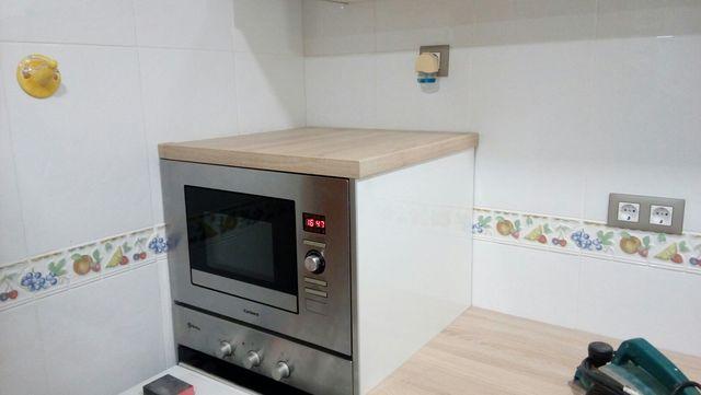 suministro y montaje de cocinas