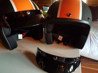 cascos custom