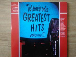 Vinilo television greatest hits II