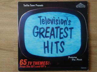 Vinilo television greatest hits