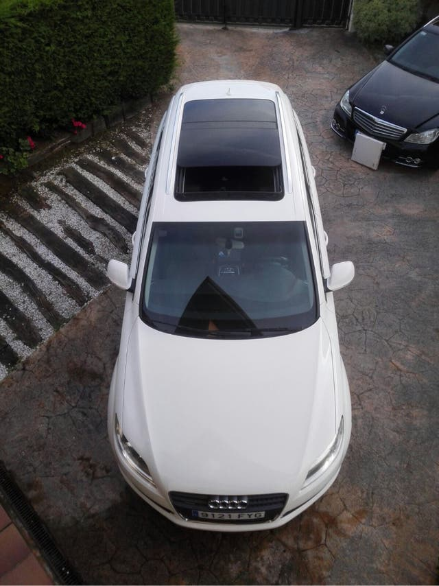 Audi Q7 TDI V6 NACIONAL 2008