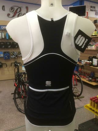 maillot sportful chica