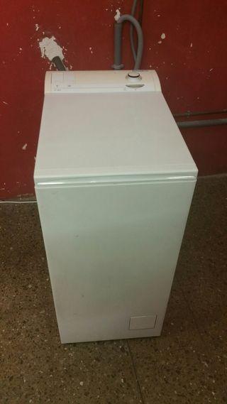 lavadora carga superior transporte y garantia