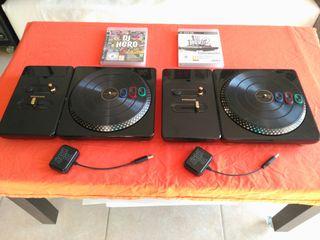 Pack DJ Hero PS3