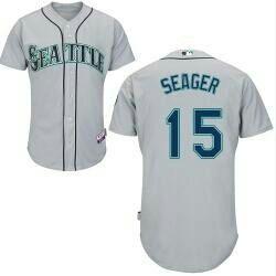 Jersey Baseball de los Seattle