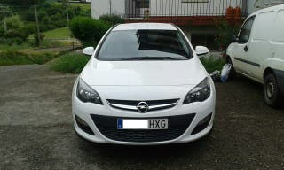 Opel Astra Sport Tourer (Familiar)