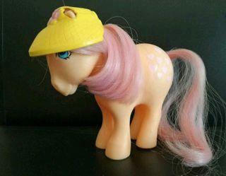 mi pequeño little pony hasbro 1982