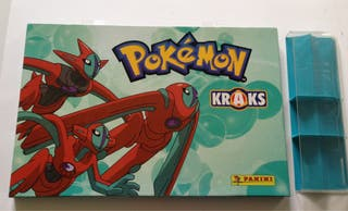 Pokémon Cracks colección completa