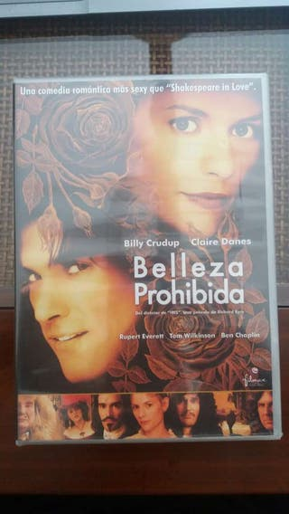 """Película DVD """"Belleza Prohibida"""""""