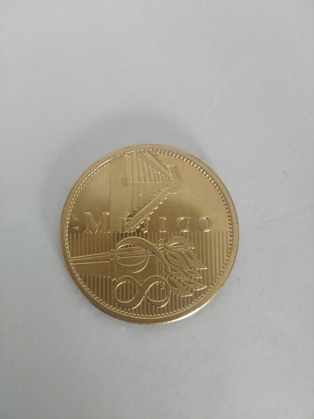 Moneda Juegos Olimpicos Mexico 1968 De Segunda Mano Por 10 En Sant