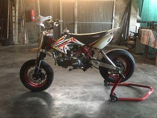 Pit bike imr