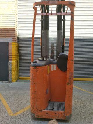 Apilador Electrico 1200kg a 6m.