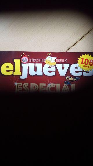 Colección revistas El Jueves