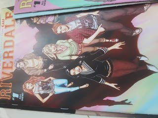 comics riverdale colección
