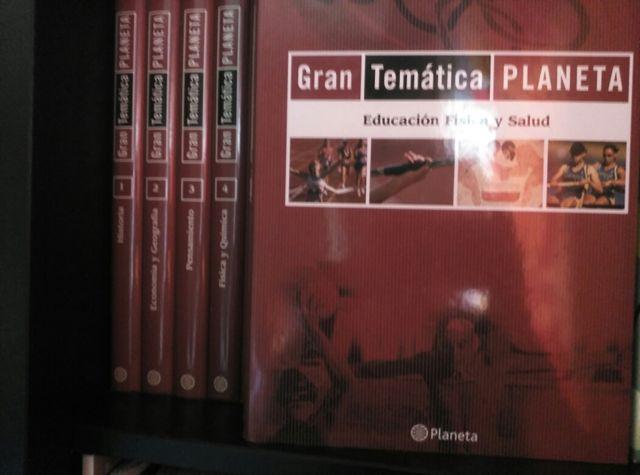Enciclopedia Gran Tematica Planeta
