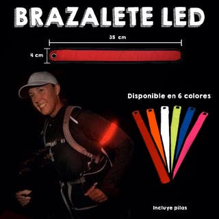 Brazalete LED
