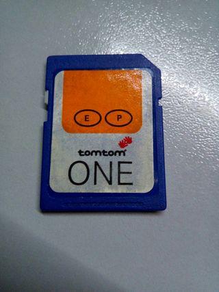 Tarjeta Tomtom One