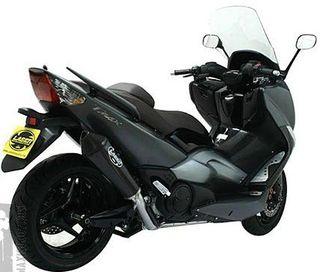 Tubo escape moto Yamaha T Max 500/530 completo Car