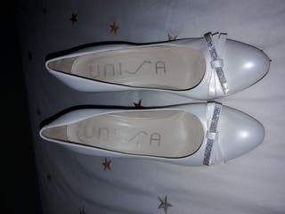 Zapatos de novia unisa