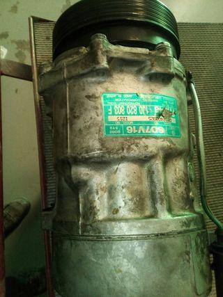 compresor aire acondicionado seat leon