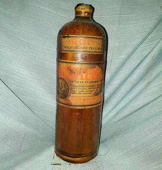 Botella antigua Rocher