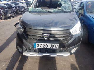 DESPIECE COMPLETO Dacia Dokker 2017