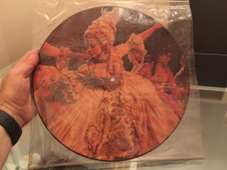 Picture Disc Madonna