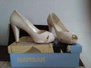 Zapatos novia / boda num. 36