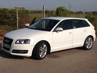 Audi A3 sportback automatico en muy buen estado
