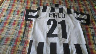 Camiseta Juventus Andrea Pirlo
