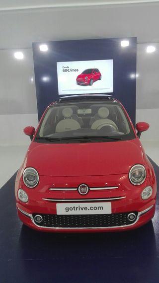 Fiat 500 2017 - Desde 68,54€/mes