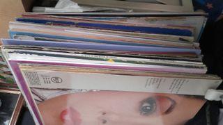 más de 25 disco de vinilo años 60