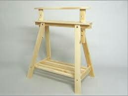 borriquetas madera