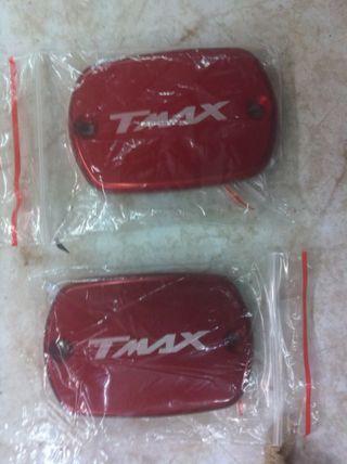 Tapa De Liquidos De Freno Nuevas Para Para Yamaha Xp T Max 500 Ańo 2008 Al 2011 O 530 Tmax 08 09 10 11 12 13 14 2011 2012 2015