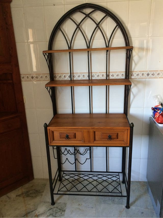 Mueble aparador cocina de segunda mano por 500 € en Palma de ...