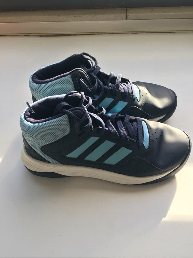 b0361dea Zapatillas de basquet de segunda mano por 20 € en Valencia en WALLAPOP