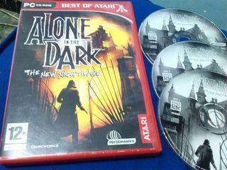 Alone in the Dark the new nightmare PC