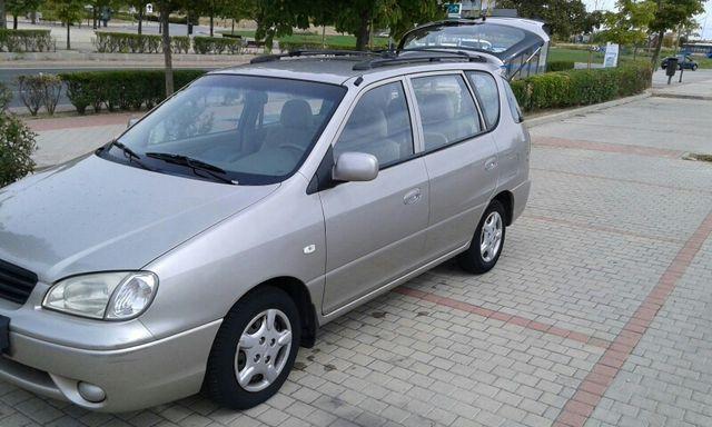 Kia Carens 2002