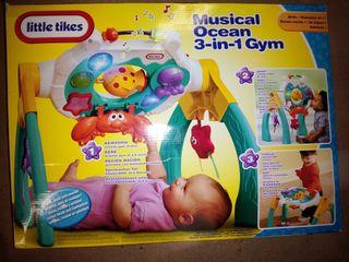 carrusel musical bebes