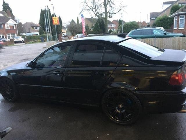 bmw 316 modified m3 e46 replica