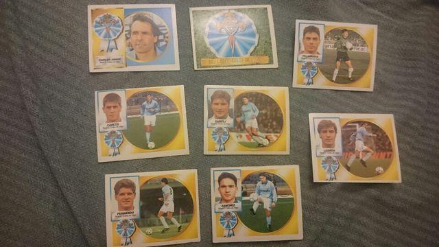 cromos Celta de Vigo liga 94/95