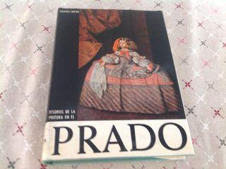 Tesoros pintura en el Prado